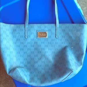 BeBe blue purse